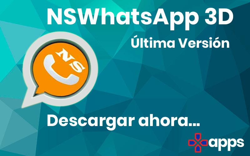 descargar nswhatsapp 3d