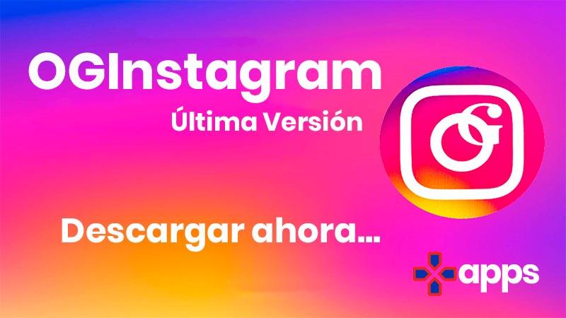 descargar og instagram