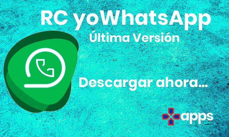 descargar rc yowhatsapp